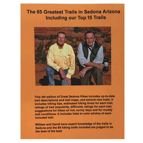 Great Sedona Hikes 4th Edition