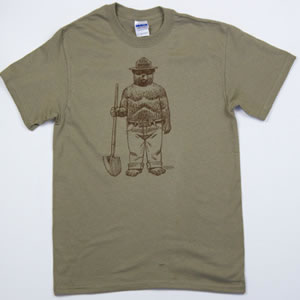 Ranger Bear T-Shirt