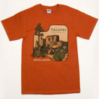 Palatki T-Shirt Orange
