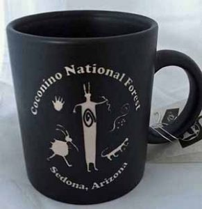 Coconino National Forest mug
