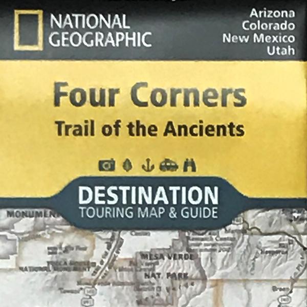 Touring Four Corners Area